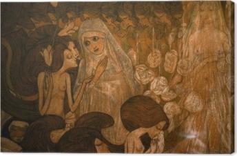 Tableaux premium Jan Toorop - Les trois mariées II