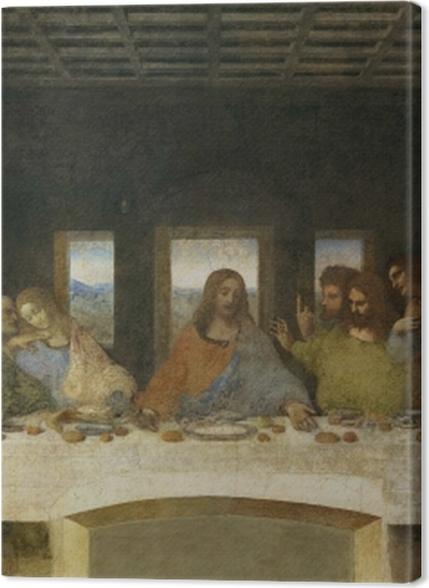 Tableaux premium Léonard de Vinci - La Cène - Reproductions