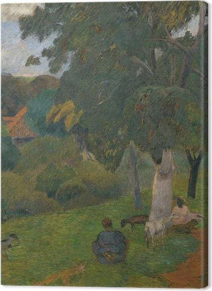 Tableaux premium Paul Gauguin - Aller et venir, Martinica - Reproductions