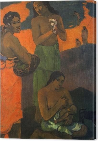 Tableaux premium Paul Gauguin - Maternité - Reproductions