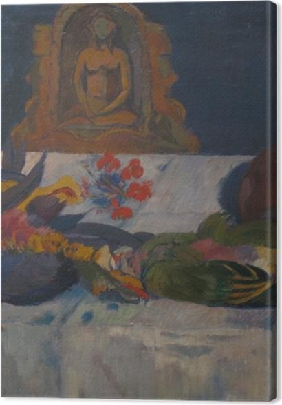 Tableaux premium Paul Gauguin - Nature morte avec perroquets - Reproductions