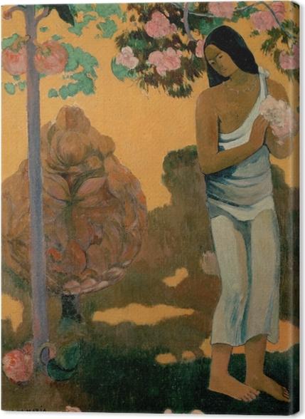 Tableaux premium Paul Gauguin - Te Avae No Maria (Le mois de Marie) - Reproductions