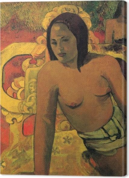 Tableaux premium Paul Gauguin - Vairumati - Reproductions