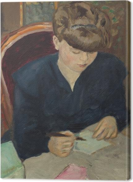 Tableaux premium Pierre Bonnard - La lettre - Reproductions