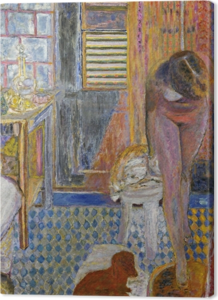 Tableaux premium Pierre Bonnard - La salle de bain - Reproductions