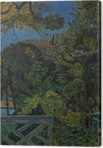 Tableaux premium Pierre Bonnard - La terrasse de Vernon - Reproductions