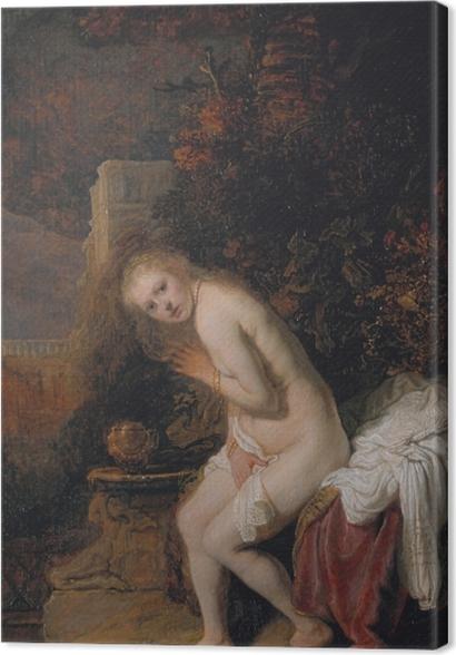 Tableaux premium Rembrandt - Suzanne et les Vieillards - Reproductions