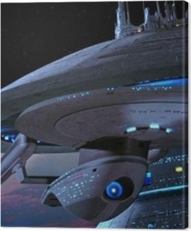 Tableaux premium Ship from Star Trek