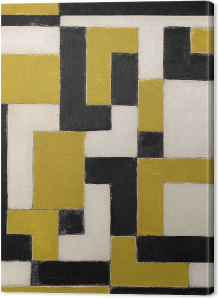 Tableaux premium Theo van Doesburg - Composition - Reproductions