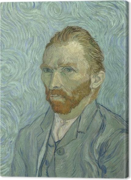 Tableaux premium Vincent van Gogh - Autoportrait - Reproductions