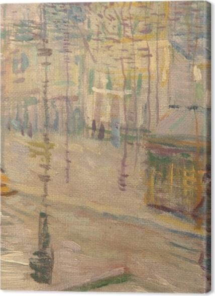 Tableaux premium Vincent van Gogh - Boulevard de Clichy - Reproductions