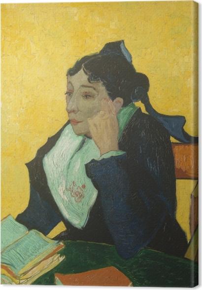Tableaux premium Vincent van Gogh - L'Arlésienne - Reproductions