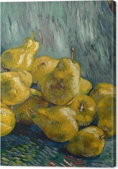 Tableaux premium Vincent van Gogh - Nature morte avec coings - Reproductions