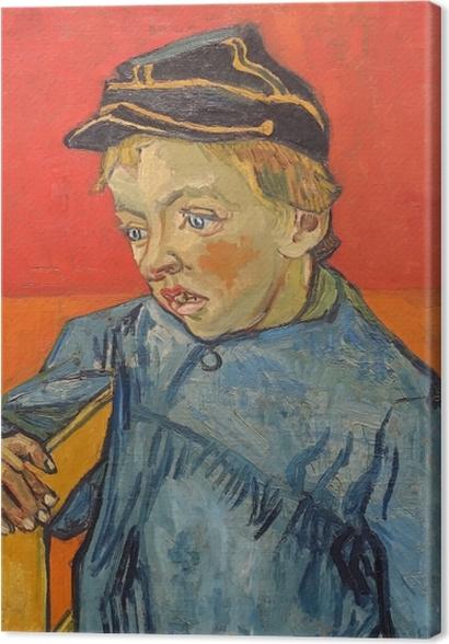 Tableaux premium Vincent van Gogh - Portrait de Camille Roulin - Reproductions