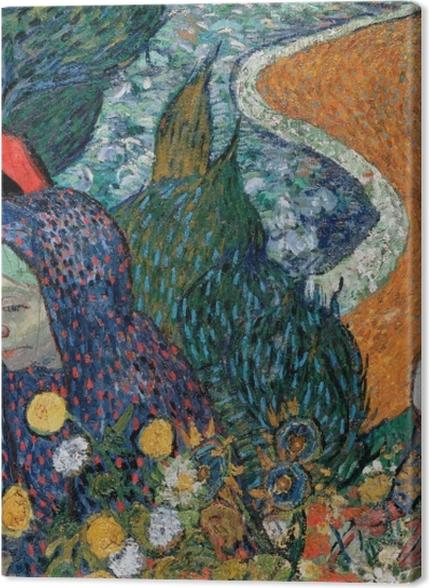 Tableaux premium Vincent van Gogh - Souvenir du jardin à Etten - Reproductions