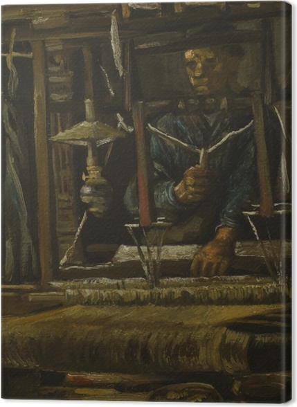 Tableaux premium Vincent van Gogh - Tisserand - Reproductions