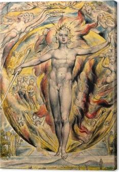 Tableaux premium William Blake - Moïse