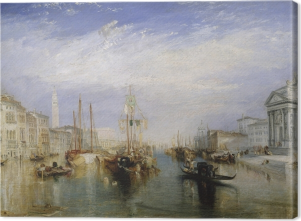 Tableaux premium William Turner - Grand Canal - Reproductions