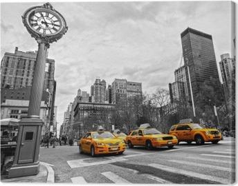 Tableau sur toile 5ème Avenue, New York