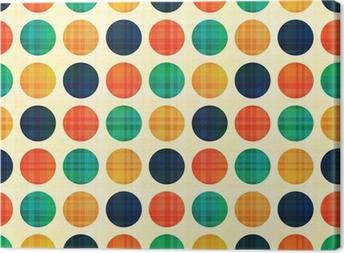tableaux sur toile patchwork pixers nous vivons pour changer. Black Bedroom Furniture Sets. Home Design Ideas