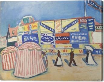 Tableau sur toile Albert Marquet - Affiches à Trouville