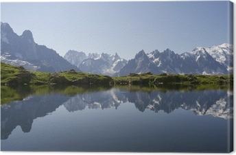 Tableau sur toile Alps