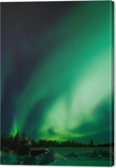 Tableau sur toile Aurora Borealis (Northern Lights)