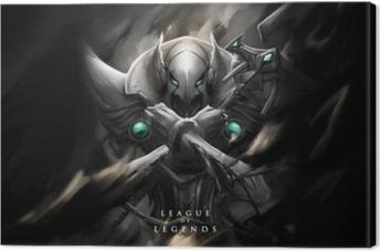 Tableau sur toile Azir - League of Legends