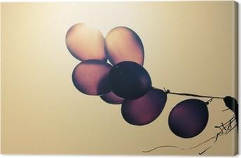 Tableau sur toile Balloons