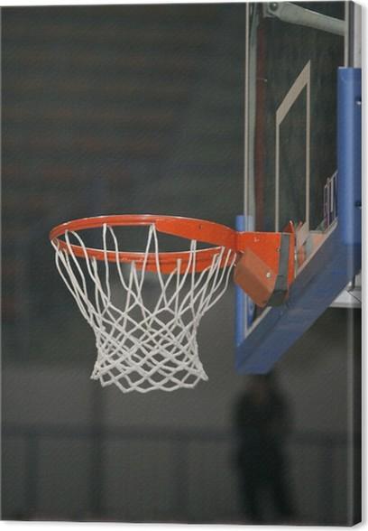 69c7ed0200499 Tableau sur toile Basket-ball • Pixers® - Nous vivons pour changer