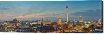 Tableau sur toile Berline