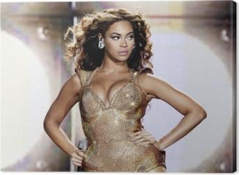 Tableau sur toile Beyonce