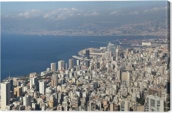 Tableau sur toile Beyrouth, Liban