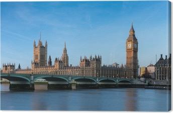 Tableau sur toile Big Ben, Londres, Angleterre
