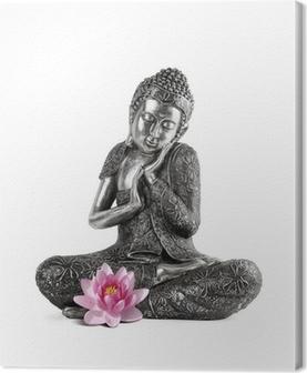 Tableau sur toile Bouddha et Sérénité