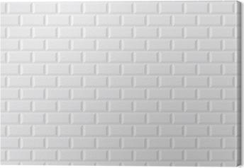 Sticker CARRELAGE métro blanc • Pixers® - Nous vivons pour changer