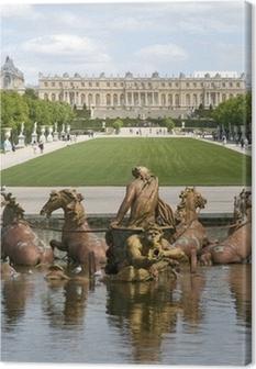 Tableau sur toile Château de Versailles, France