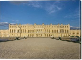 Tableau sur toile Château de Versailles