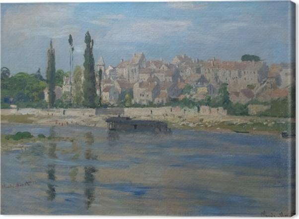 Tableau sur toile Claude Monet - Carrières-Saint-Denis - Reproductions
