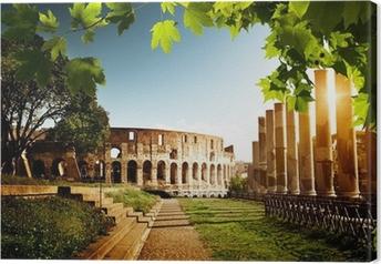 Tableau sur toile Colisée à Rome, Italie