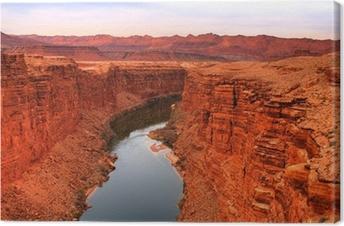 Tableau sur toile Colorado river