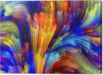 Tableau sur toile Colorful background