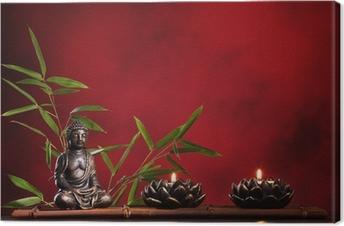 Tableau sur toile Concept de zen