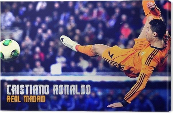 Tableau sur toile Cristiano Ronaldo - Cristiano Ronaldo