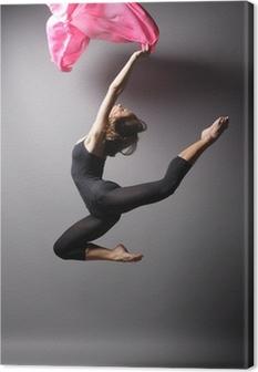 Tableau sur toile Danse