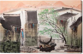 Tableaux sur toile Oriental • Pixers® - Nous vivons pour changer