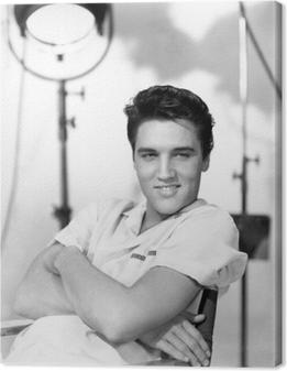 Tableau sur toile Elvis Presley
