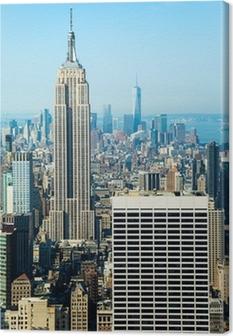 Tableau sur toile Empire State Building