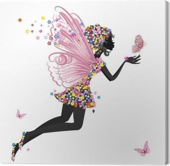 tableaux sur toile ailes d 39 ange pixers nous vivons pour changer. Black Bedroom Furniture Sets. Home Design Ideas
