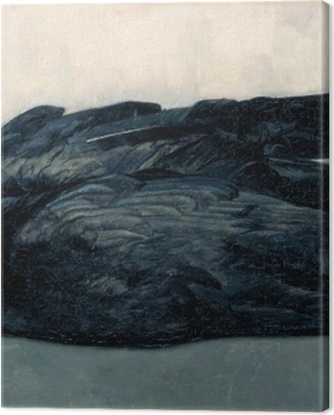 Tableau sur toile Floris Verster - Deux tours mortes - Reproductions